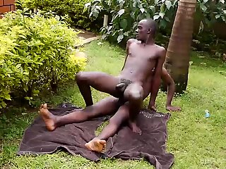 African Twinks Barebacking