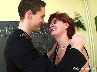 schoolgirl fucks his much old lecturer