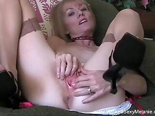 Having Fun With My Horny Step Mom