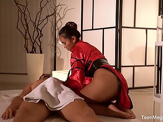 Tricky-Masseur.com - May Thai - Thai rubdown, candles and gentle hands
