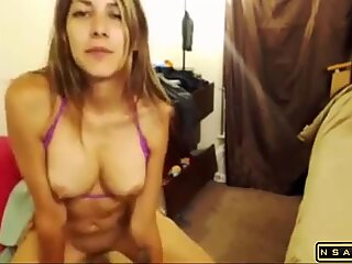 Sultry Busty Teen Enjoys Banging From Behind And Gets Facialized
