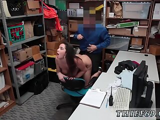 Mom caught aunt and crony s playmate xxx Apparel Theft - Karlee Grey