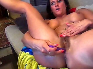 Squirting wife...