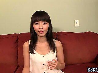 Japanese pornstar railed