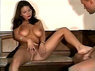 Big tits Veronica Zemanova nude