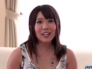 Yuri leaves hubby to slide into her vagina