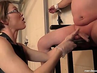 CBT As It Should Be Punishment for Naughty Boy