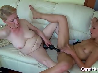 Teen, Gilf and a Toy